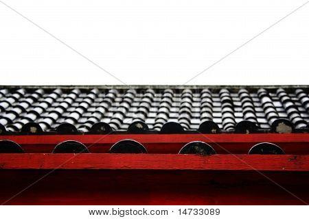 Black Roof Tile