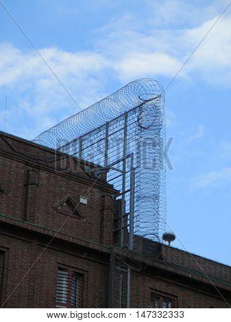 Hamburg Detention Center