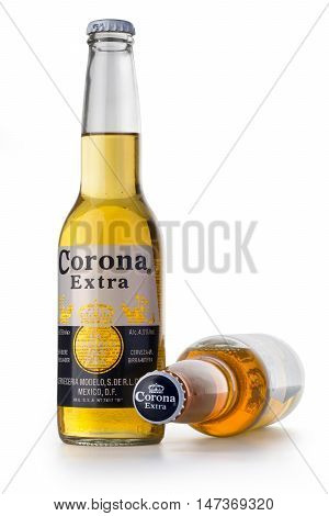 Bottle Of Corona Extra Beer