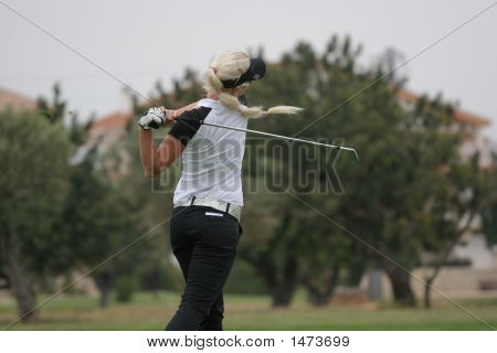 Swing Golf Lady