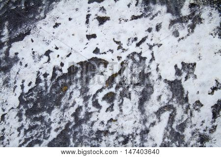 black and white marbled stone grunge texture