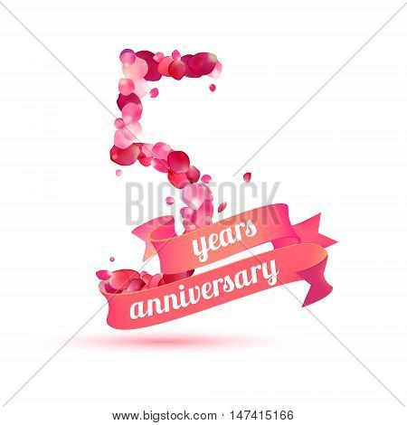 Five (5) Years Anniversary