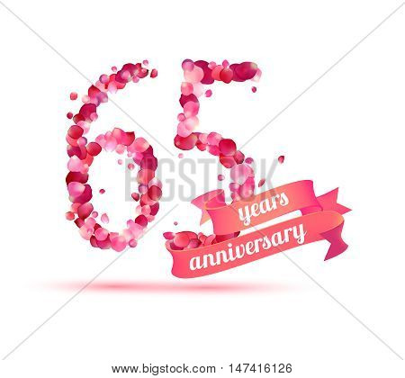 Sixty Five (65) Years Anniversary