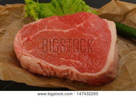 Beef Steak Raw