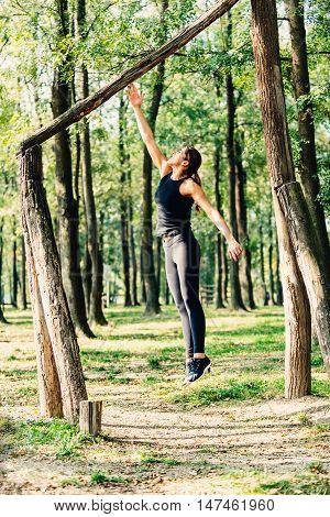Fitness Trail Exercise
