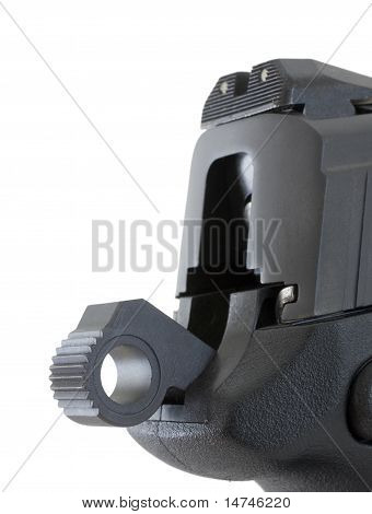 Semi Automatic Handgun Hammer