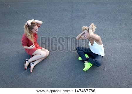 Funny Girls Chat
