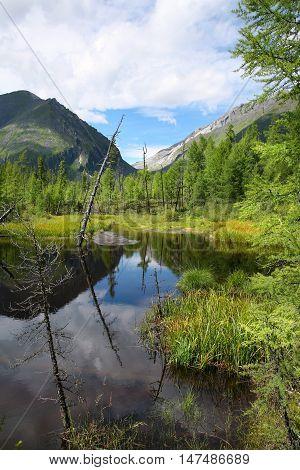Travel To Eastern Sayan Mountains