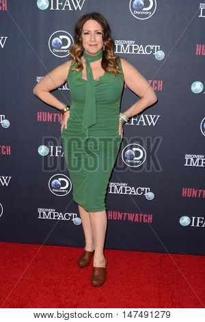 LOS ANGELES - SEP 15:  Joely Fisher at the