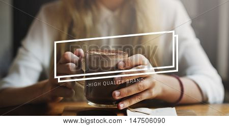 High Quality Brand Luxury Elegance Level Concept