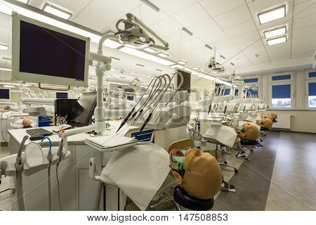 Advanced Technology In The Service Of Future Doctors