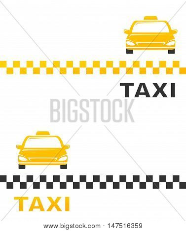 Business Card With Cab