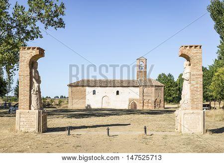 la Virgen del Puente hermitage - Sahagun, León, Spain