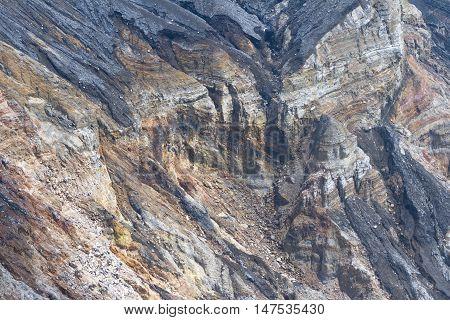 Poas Volcano Details