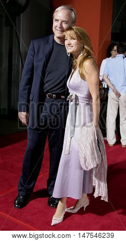 James Keach and Jane Seymour at the Los Angeles premiere of 'Just Like Heaven' held at the Grauman's Chinese Theatre Hollywood, USA on September 8, 2005.