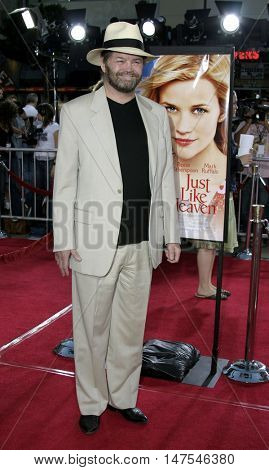 Micky Dolenz at the Los Angeles premiere of 'Just Like Heaven' held at the Grauman's Chinese Theatre Hollywood, USA on September 8, 2005.