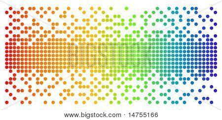 Arco-íris Pixels
