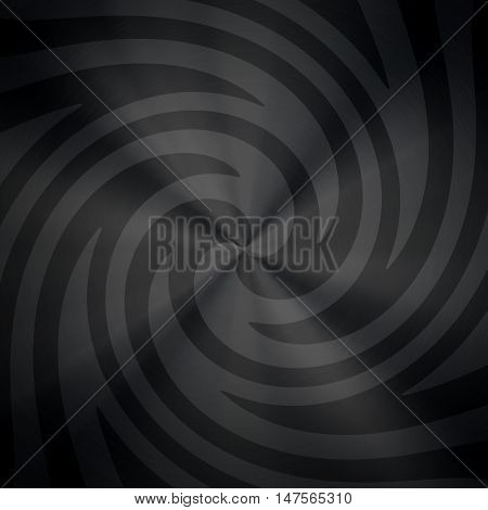 abstract metal twist design background
