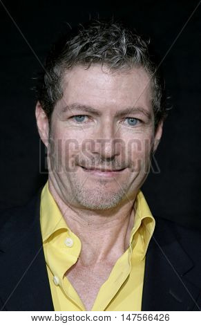 Frank Ryan at the FX Networks NIP/TUCK 3rd Season premiere held at the El Capitan Theatre in Hollywood, USA on September 10, 2005.