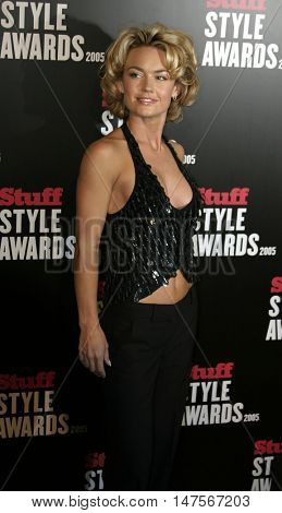 Kelly Carlson at the 2005 Stuff Style Awards held at the Hollywood Roosevelt Hotel in Hollywood, USA on September 7, 2005.
