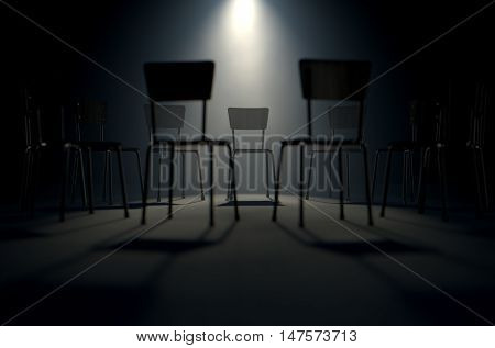 Group Therapy Chairs