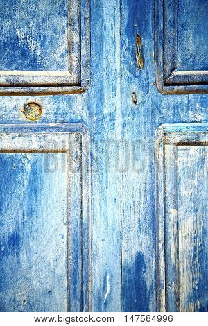 Dirty Stripped   The Blue Wood Door