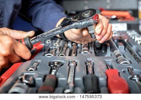 Wrench Set Blog tool kit  Technician tool