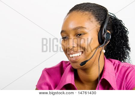 african american telemarketing consultant