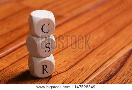 Csr Block Word