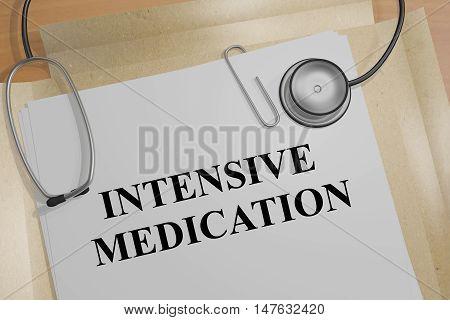 Intensive Medication Concept