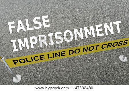 False Imprisonment Concept