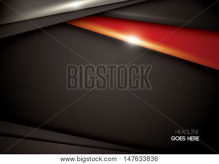 vector background overlap dimension modern line bar design