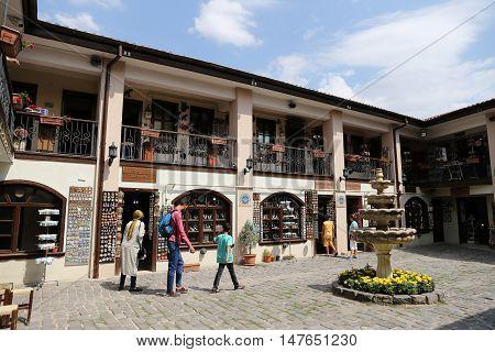 Atlihan Handicrafts Bazaar