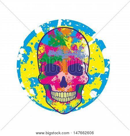 Color Skull.eps
