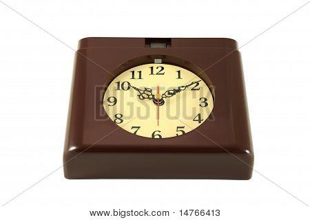 Perspective clock