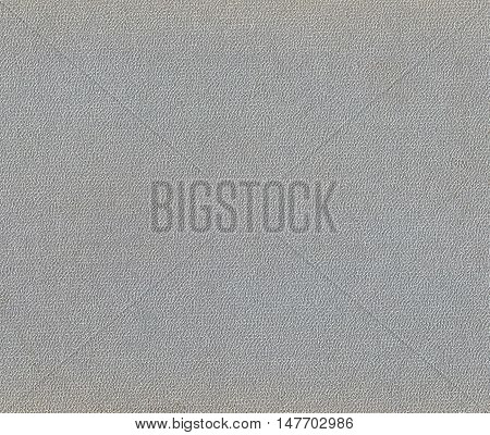 Grey Leather Surface.