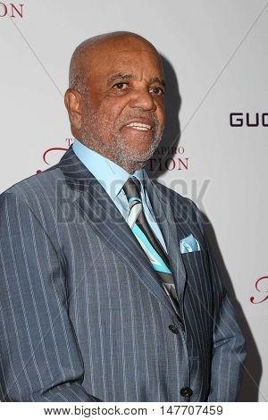 LOS ANGELES - SEP 17:  Berry Gordy Jr at the Brent Shapiro Foundation for Alcohol and Drug Prevention at the Private Residence on September 17, 2016 in Beverly Hills, CA