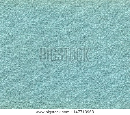 Cyan Leather Surface.