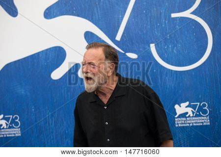 Derek Cianfrance  at the photocall for The Light Between Oceans at the 2016 Venice Film Festival. September 1, 2016  Venice, Italy
