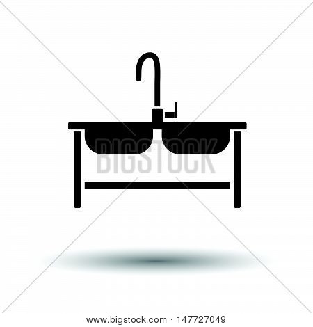 Double Sink Icon