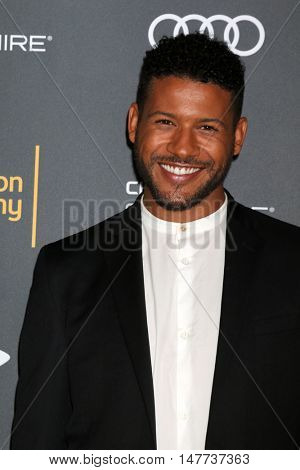 LOS ANGELES - SEP 16:  Jeffrey Bowyer-Chapman at the TV Academy Performer Nominee Reception at the Pacific Design Center on September 16, 2016 in West Hollywood, CA