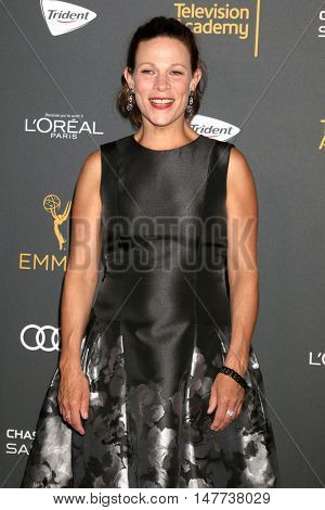 LOS ANGELES - SEP 16:  Lili Taylor at the TV Academy Performer Nominee Reception at the Pacific Design Center on September 16, 2016 in West Hollywood, CA