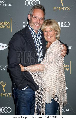 LOS ANGELES - SEP 16:  Michel Gill, Jayne Atkinson at the TV Academy Performer Nominee Reception at the Pacific Design Center on September 16, 2016 in West Hollywood, CA