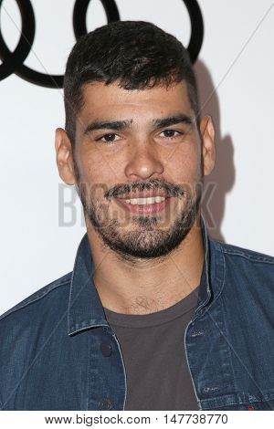 LOS ANGELES - SEP 15:  Raul Castillo at the Audi Celebrates The 68th Emmys at the Catch on September 15, 2016 in West Hollywood, CA