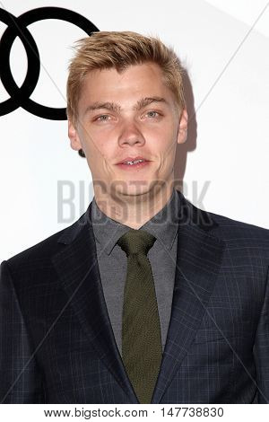 LOS ANGELES - SEP 15:  Levi Meaden at the Audi Celebrates The 68th Emmys at the Catch on September 15, 2016 in West Hollywood, CA