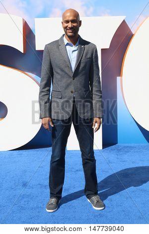 LOS ANGELES - SEP 17:  Keegan-Michael Key at the