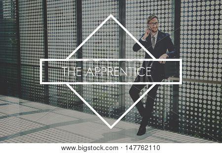 Apprentice Ability Skills Development Mentoring Concept
