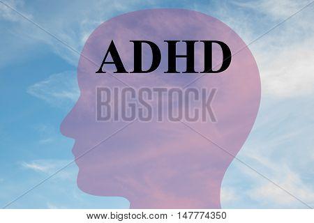 Adhd - Mental Concept