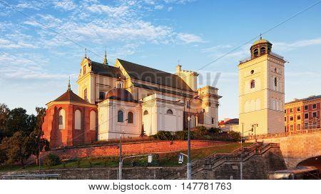 St Annes Church Warsaw; Poland - - Kosciol sw Anny