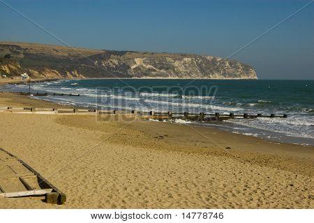 Swanage beach, Dorset